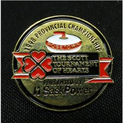 1998 Provincial Curling Championship The Scott