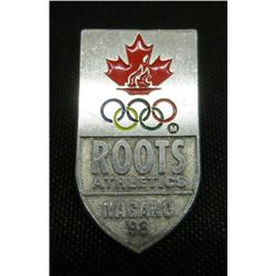 Roots 1998 Nagano Olympic Collector Pin