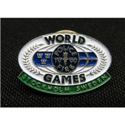 1999 Police/Fire World Games Stockholm Sweden