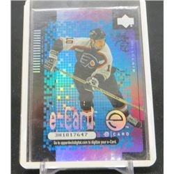 2000-01 Upper Deck e-Cards #EC5 John LeClair
