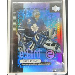 2000-01 Upper Deck e-Cards #EC6 Curtis Joseph