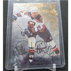 1998-99 Be A Player Autographs #86 Robert Reichel