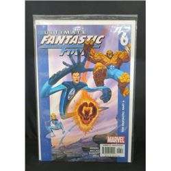 Marvel Ultimate Fantastic Four Issue #6