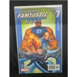 Marvel Ultimate Fantastic Four Issue #7