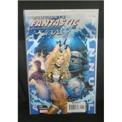 Marvel Ultimate Fantastic Four issue #1 Annual