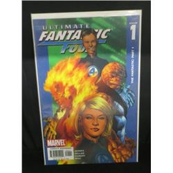 Marvel Ultimate Fantastic Four issue #1