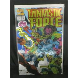 Marvel Fantastic Force #1 Foil cover