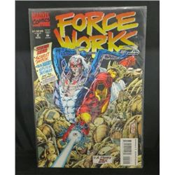 Marvel Force Works #2