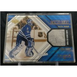 2000-01 Black Diamond Game Gear #LCJ Curtis Joseph