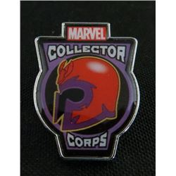 Marvel Collector Corps Magneto Collector Pin
