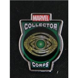 Marvel Collector Corps Eye Of Agamotto Pin