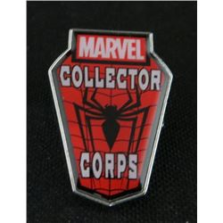 Marvel Collector Corps Spider-Man Collector Pin