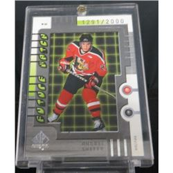 1999-00 SP Authentic #129 Andrei Shefer RC