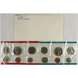 1979 US MINT SET (UNC) P/D (WITH ENVELOPE)