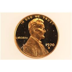 1970-S LARGE DATE LINCOLN CENT ICG PR66 CAM