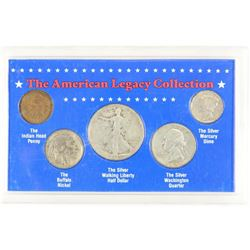 AMERICAN LEGACY COLLECTION. INDIAN HEAD CENT,