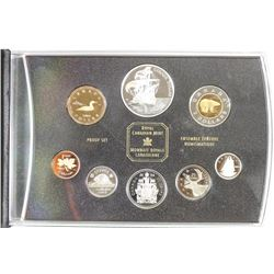 2004 CANADA PROOF SET