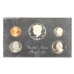 1983 US PROOF SET (WITH NO BOX)