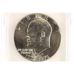 1976-D IKE DOLLAR ICG MS63