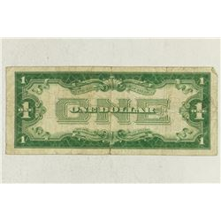 1928 US FUNNY BACK $1 SILVER CERTIFICATE