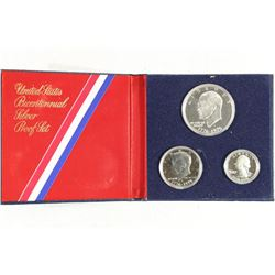 1976-S SILVER US BICENTENNIAL PROOF SET