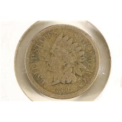 1860 INDIAN HEAD CENT