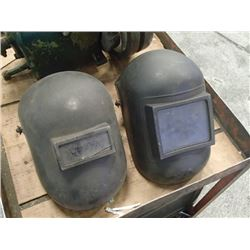 Welding Masks, 2 Total