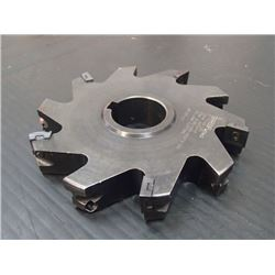 "Iscar 5"" x 3/4"" Indexable Slot Milling Cutter, P/N: D125-10R-117975-051"