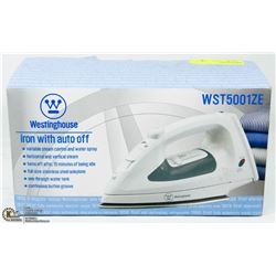 WESTINGHOUSE IRON WITH AUTO OFF