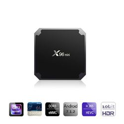 NEW X96 MINI ANDROID TV BOX MULTIMEDIA GATEWAY