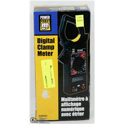 POWERFIST DIGITAL CLAMP METER
