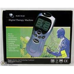 NEW DIGITAL THERAPY MACHINE (TENS MACHINE)