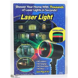 NEW LASER LIGHT