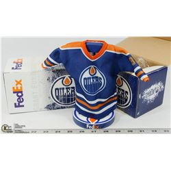 "LOT OF 2 OILERS NHL ""FED-EX"""