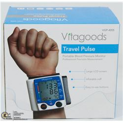 VITAGOODS TRAVEL PULSE PORTABLE BLOOD