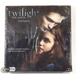 "NEW TWILIGHT ""THE MOVIE"" BOARD GAME, AGE 10 PLUS"