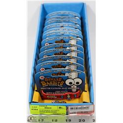 LOT OF 12 JUVENILE ALLERGY ALERT BANDS WITH STORE