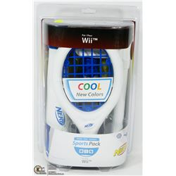 WII SPORTS PACK CONTROLLER ACCESSORIES