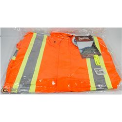 PIONEER SIZE MEDIUM SAFETY JACKET