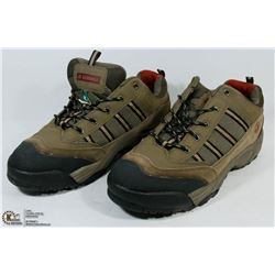 JB GOODHUE WORK SHOES SIZE 13 CSA APPROVED STEEL TOE