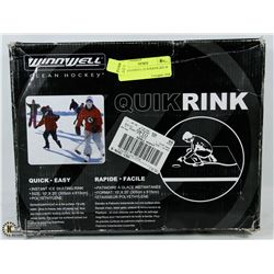 NEW WINNWELL QUICKRINK KIT 10 X 20