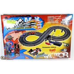 SEALED SUPER RACE CAR SET