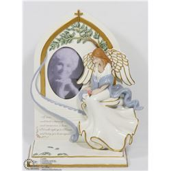 LOVE ONE LOST ANGEL KEEPSAKE FRAME 8""