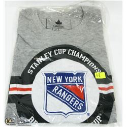 NEW YORK RANGERS MENS T-SHIRT SIZE LARGE