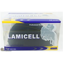 """LAMICELL RIDING HELMET SIZE 7-1/2"""""""