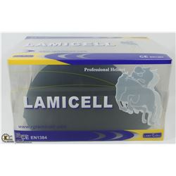 """LAMICELL RIDING HELMET SIZE 6-5/8"""""""