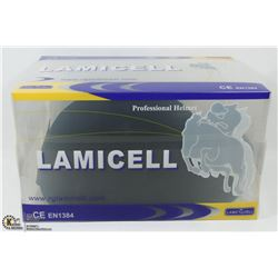LAMICELL RIDING HELMET SIZE 7-1/8""