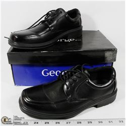PAIR OF GEORGE KIDS DRESS SHOES SIZE 7