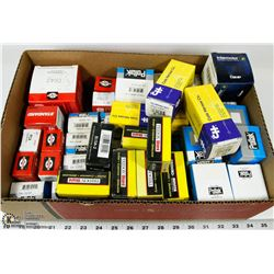 FLAT OF ASSORTED NEW  AUTOMOTIVE INCL SPLICE