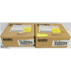 2 CASES OF 48 SPARK PLUGS PART# 2544-02